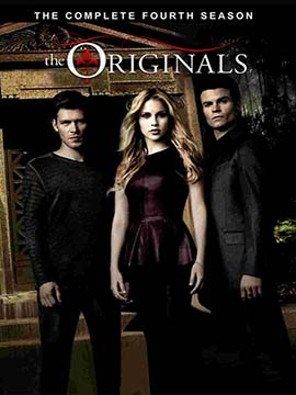 The Originals - The Complete Season Four