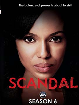Scandal - The Complete Season Six