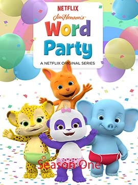 Word Party - The Complete Season One - مدبلج
