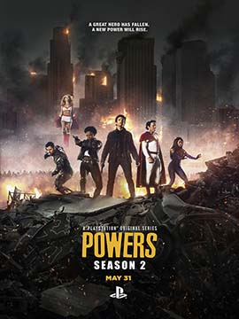 Powers - The Complete Season Two