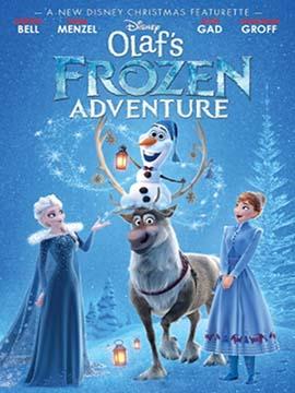 Olaf's Frozen Adventure - فيلم قصير