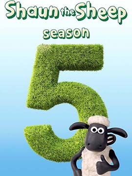 Shaun the Sheep - The Complete Season Five