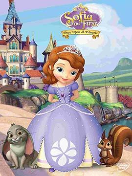 Sofia the First: Once Upon a Princess - مدبلج