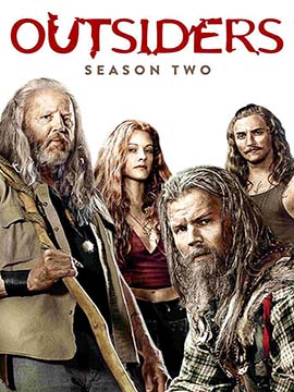 Outsiders - The complete Season Two