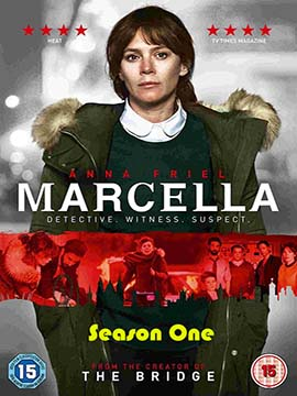 Marcella - The Complete Season One