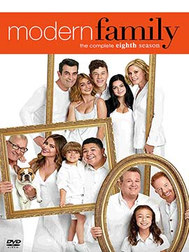 Modern Family - The Complete Season Eighth