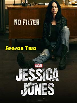 Jessica Jones - The Complete Season Two
