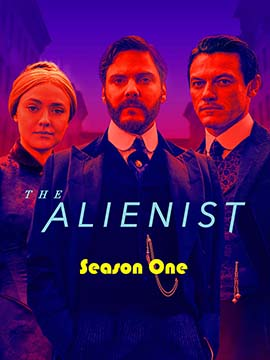The Alienist - The Complete Season One