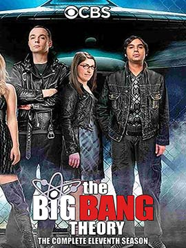The Big Bang Theory - The Complete Season 11