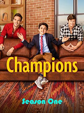 Champions - The Complete Season one