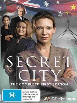 Secret City - The Complete Season One