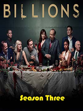 Billions - The Complete Season Three