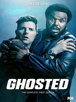 Ghosted - The Complete Season One