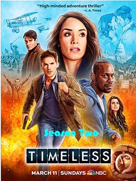 Timeless - The Complete Season Two
