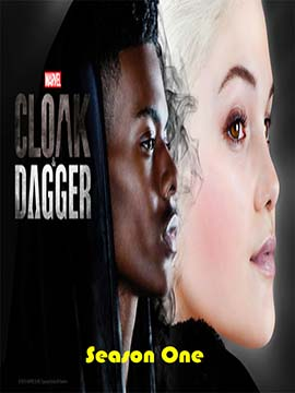 Cloak and Dagger - The Complete Season One