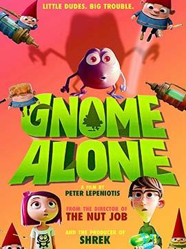 Gnome Alone