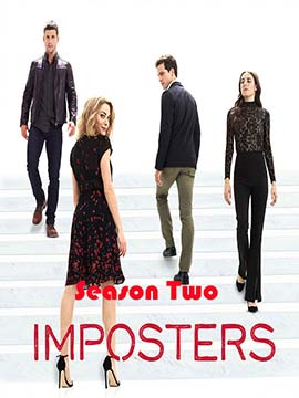 Imposters - The Complete Season Two