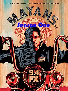 Mayans M.C. - The Complete Season One