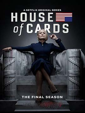 House of Cards - The Complete Season Six