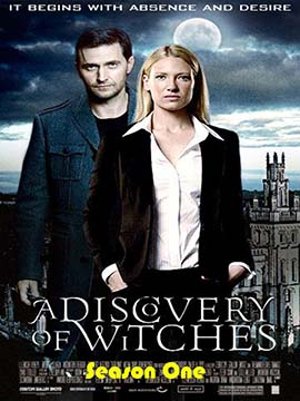 A Discovery of Witches - The Complete Season One