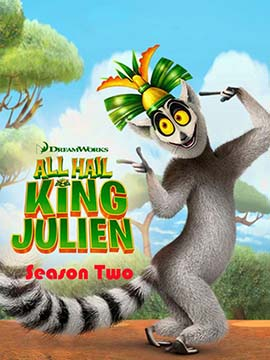 All Hail King Julien - Season Two - مدبلج