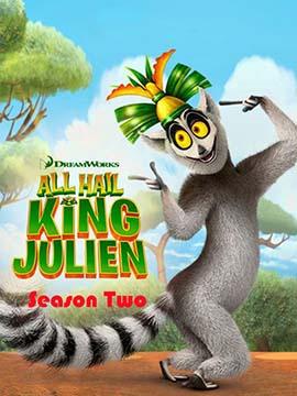 All Hail King Julien - Season Two - مدبلج