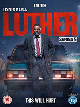Luther - The Complete Season Five