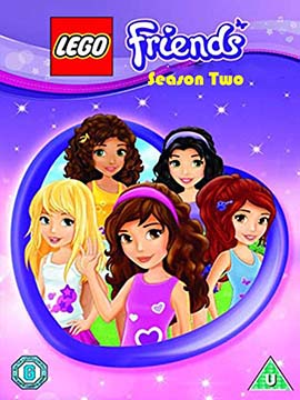 Lego Friends - The Complete Season Two - مدبلج