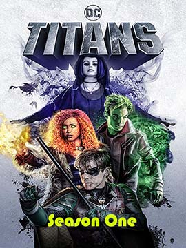 Titans - The Complete Season One