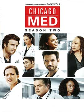 Chicago Med - The Complete Season Two