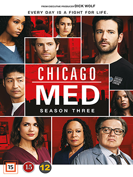 Chicago Med - The Complete Season Three