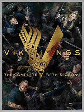 Vikings - The Complete Season Five
