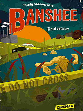 Banshee - The Complete Season Four