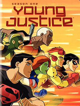 Young Justice - The Complete Season One