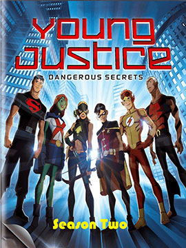 Young Justice - The Complete Season Two
