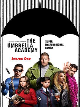 The Umbrella Academy - The Complete Season One