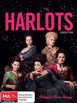 Harlots - The Complete Season Two