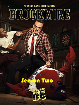 Brockmire - The Complete Season Two
