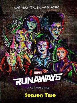 Runaways - The Complete Season Two