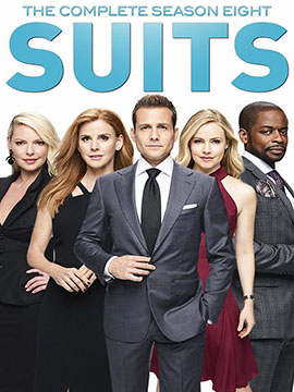 Suits - The Complete Season Eight