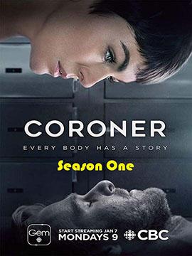 Coroner - The Complete Season One