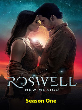 Roswell, New Mexico - The Complete Season One
