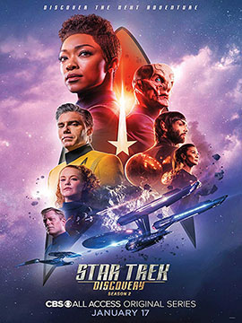 Star Trek: Discovery - The Complete Season Two