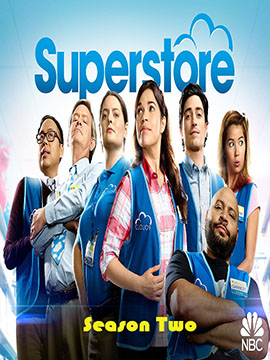 Superstore - The Complete Season Two