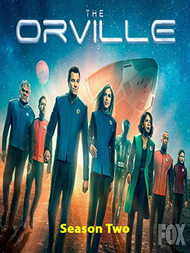 The Orville - The Complete Season Two