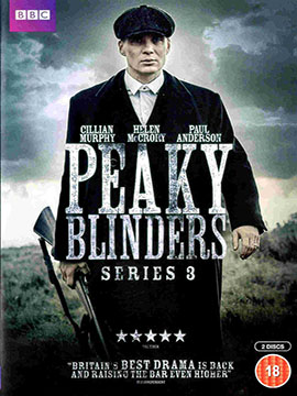 Peaky Blinders - The Complete Season Three