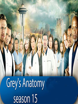 Grey's Anatomy - The Complete Season 15