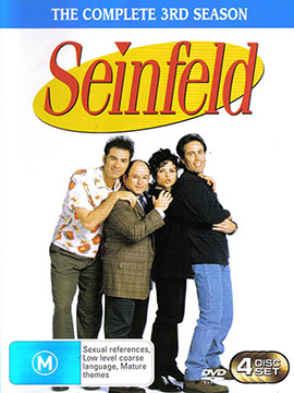 Seinfeld - The Complete Season Three