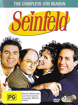 Seinfeld - The Complete Season Four