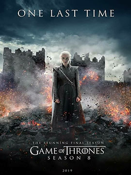 Game of Thrones - The Complete Season Eight